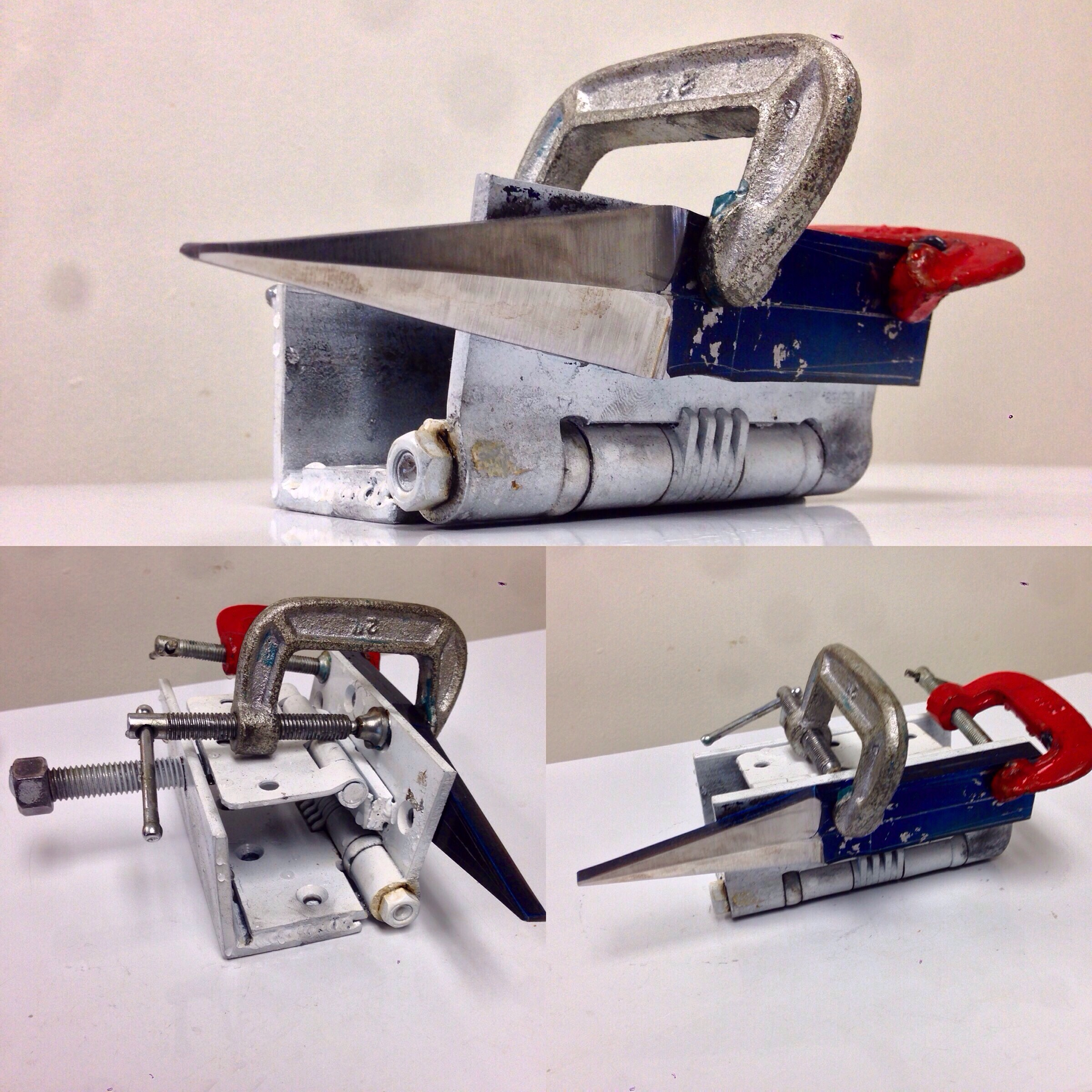 Homemade Knife Grinding Jig Autos Post