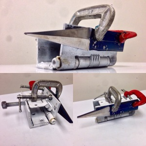 Handmade Knife Grinding Jig